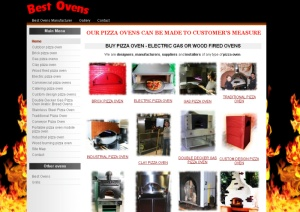 Buy Pizza Oven