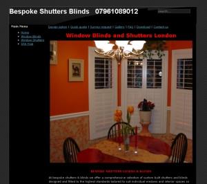 Shutters Blinds